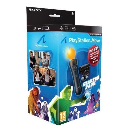 Preisvergleich Produktbild PlayStation Move-Starter-Paket (Mehrsprachig)