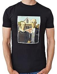 "BBQUE - ""Gothik MEN""   T-Shirt"