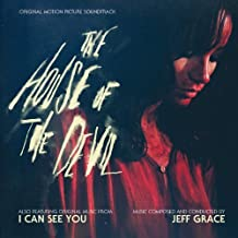 House Of The Devil, The/i Can See You (original Motion Picture Soundtrack) by Various (2010-04-20)