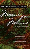 Image de Measure for Measure (Folger Shakespeare Library) (English Edition)