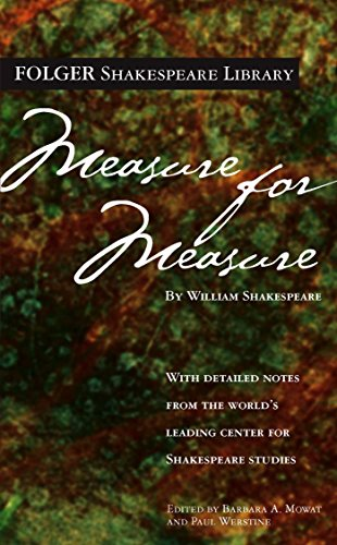 measure-for-measure-folger-shakespeare-library-english-edition