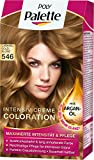 Poly Palette Coloration, caramel goldblond, 3er Pack