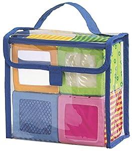 HABA 1023 - Cubos de Juguete para bebé (4 Unidades)