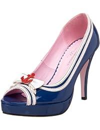 Leg Avenue - Chaussures Talons Matey - Bleu - 39 - LA420-MATEY