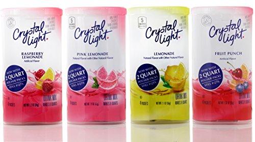 crystal-light-4-pack-pink-lemonade-fruit-punch-raspberry-lemonade-lemon-lemonade