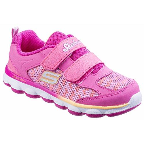 Skechers Lil Jumper Mädchen Baby Sportschuhe Lavender / Pink