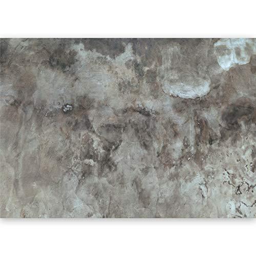 murando - XXL Fototapete 500x280 cm - Größe Format - Vlies Tapete - Moderne Wanddeko - Design Tapete - Wandtapete - Wand Dekoration - Beton Textur f-A-0485-a-b