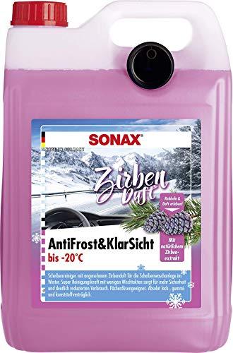 Preisvergleich Produktbild SONAX AntiFrost&KlarSicht Scheibenreiniger Zirbe – 20°C
