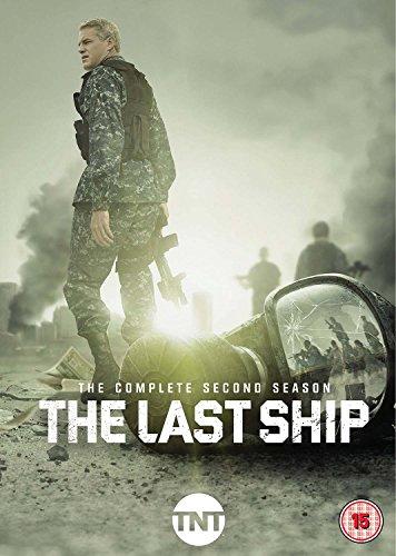 Last ship: the complete second season (3 dvd) [edizione: regno unito] [edizione: regno unito]
