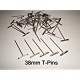 T-Pins 38mm Long x 50pcs