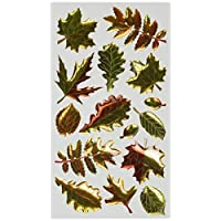 Sticko Fall Leaves Sticker