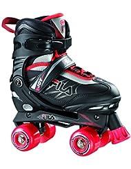 Fila X-one Joy Inline Skate, niño, JOY, blanco / rojo, M38