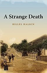 A Strange Death by Hillel Halkin (2010-09-01)