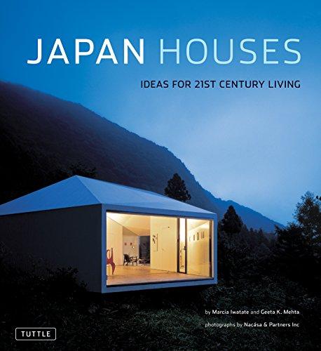 Japan Houses: Ideas for 21st Century Living por Marcia Iwatate