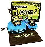 SLACKERS mit zusätzlicher Teaching Line Classic Mit, Blau, One Size