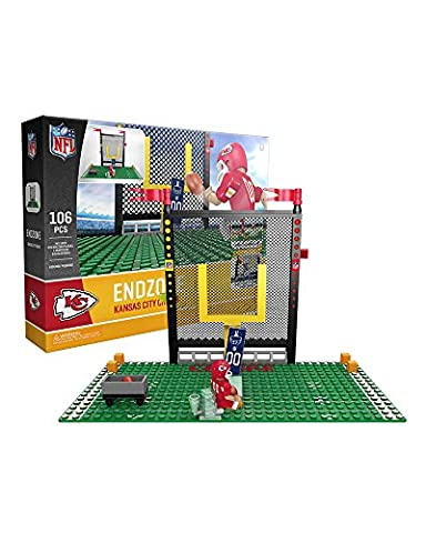 Kansas City NFL OYO Sports Endzone Set
