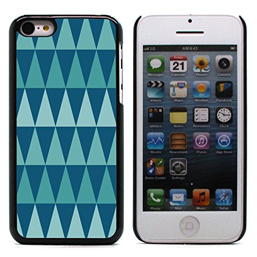 Graphic4You PLAID Muster Harte Hülle Case Tasche Schutzhülle für Apple iPhone 5C Design #4