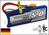 Turnigy | 2S | 5000mah | 20-30C | Lipo Akku | XT 90 Stecker | Blitzversand aus BRD von molinoRC