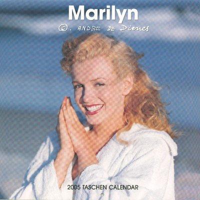 Marilyn : Calendrier 2005