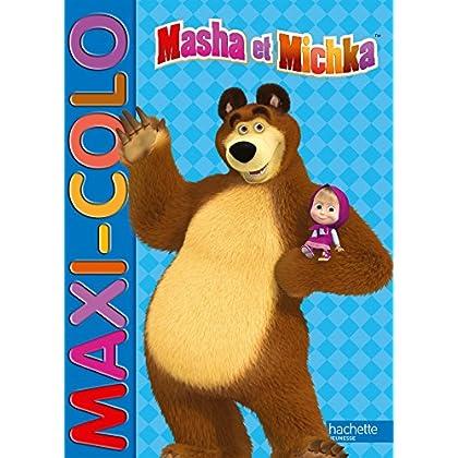 Masha et Michka - Maxi colo