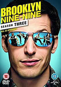 Brooklyn Nine-Nine - Season 3 [DVD] [2015]