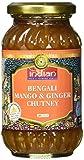 Truly Indian Mango-Ingwer Chutney, Bengali, 340 g