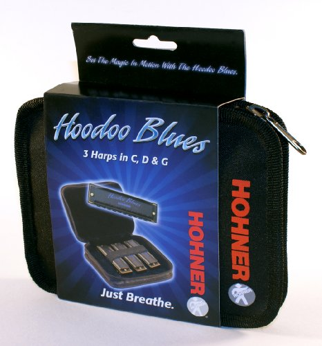 Hohner HBP Harmonica Key of C D and G  available at amazon for Rs.2433