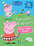 Squiggles & Wiggles: Draw, Color, Create (Peppa Pig)