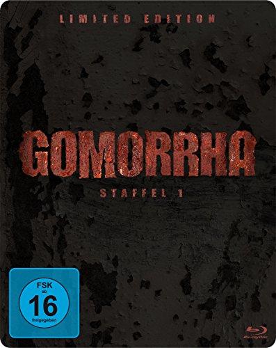 Gomorrha - Staffel 1 - Steelbook [Blu-ray] [Limited Edition]