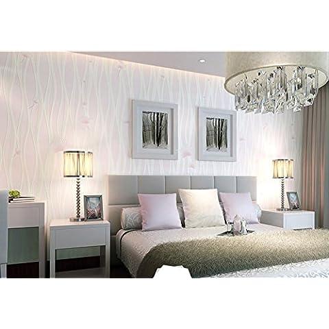 Carta da parati Camera da letto in tessuto non tessuto calore ragazza 3D wallpaper tarassaco matrimonio carta da parati romantica , 2