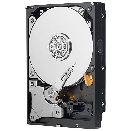 WD AV-GP WD40EURX 4TB SATA 6Gb/s 64MB Cache Power-saving internal 8,9cm 3,5Zoll AV HDD IntelliPower 24x7 Bulk