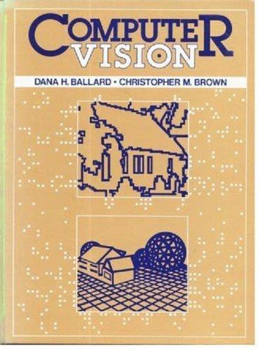 Computer Vision di Dana H. Ballard