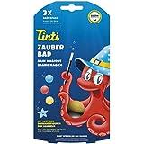 Tinti Zauberbad 3er Pack (Badebälle in rot, blau, gelb)