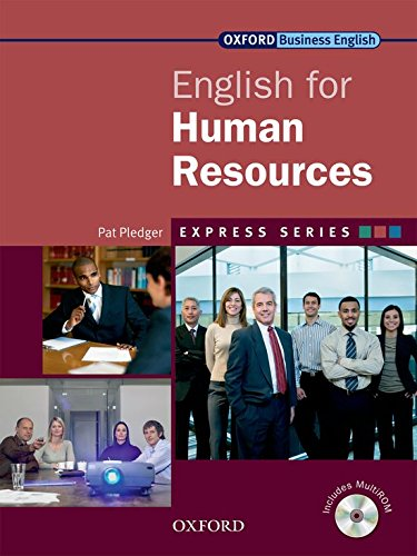 Express Series: English for Human Resources por Pat Pledger