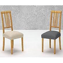 pack de fundas de asiento para silla modelo arucas color azul c