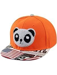 6fce53308251 Thenice Enfant Belle Cartoon Panda Casquette de Baseball Casquette Chapeau