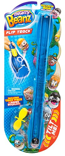Mighty Beanz 66501 Flip Track-Color enviado al Azar, Multi
