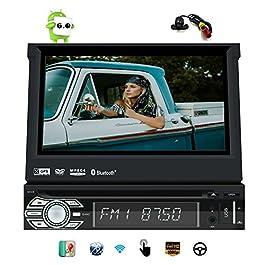 Android 6.0 da 7 pollici del sistema 1 Stereo Din Touchscreen Car di navigazione GPS in dash Video Radio di sostegno…