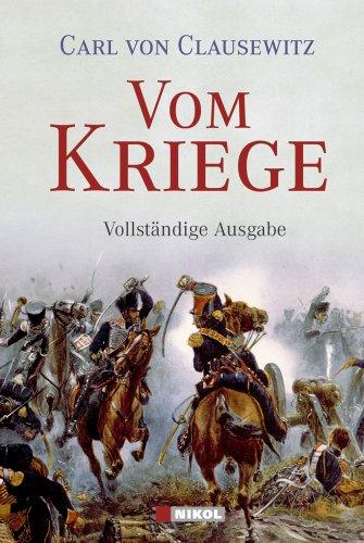 Buchseite und Rezensionen zu 'Vom Kriege: vollständige Ausgabe' von Carl von Clausewitz