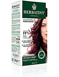 Tinte Natural Herbatint Color Rojo henna FF1