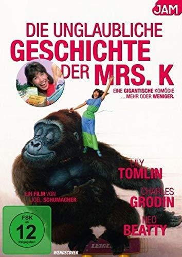 Die unglaubliche Geschichte der Mrs. K