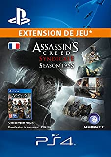 Assassin's Creed Syndicate - Season Pass [Extension De Jeu] [Code Jeu PSN PS4 - Compte français] (B016N9QK96) | Amazon price tracker / tracking, Amazon price history charts, Amazon price watches, Amazon price drop alerts