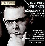 Fricler: Sinfonien Nr. 1 - 4