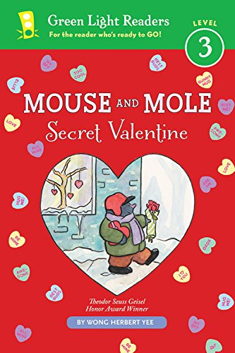 Mouse and Mole: Secret Valentine (reader) (Green Light Readers Level 3)