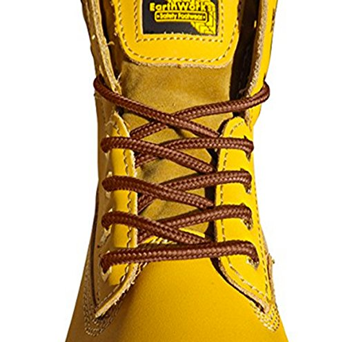 Dr Martens Work Boots Walking Boots Hiking Boots Grafters Work Boots Strong Round Bootlaces 120cm Long For Steel Toe Cap Boots