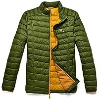 CMP 3K29477 Chaqueta, Hombre, Verde (Kaki), L/50 amazon el-gris Plumas