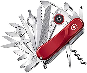 Victorinox Evolution S54 Red Swiss Army Knife 2 5393 Se