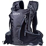 G4Free Tactical Hydration Pack Backpacks For Hiking, Biking, Running,Cycling, Walking And Climbing Accommodate 2.5L Bladder(Grey),