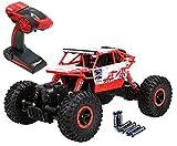 Top Race® Remote Control Rock Crawler RC Monstertruck...