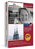 Malaysisch-Basiskurs mit Langzeitgedächtnis-Lernmethode von Sprachenlernen24: Lernstufen A1 + A2. Malaysisch lernen für Anfänger. Sprachkurs PC CD-ROM für Windows 10,8,7,Vista,XP / Linux / Mac OS X